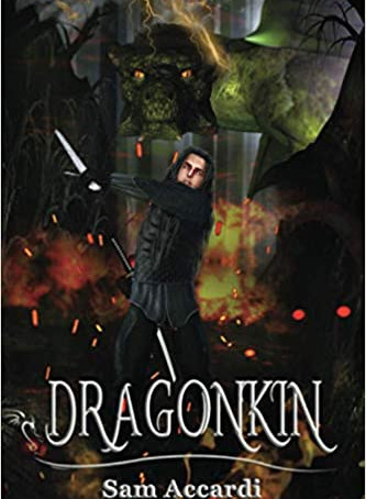 Dragonkin, by Sam Accardi—Ambitious World-Building