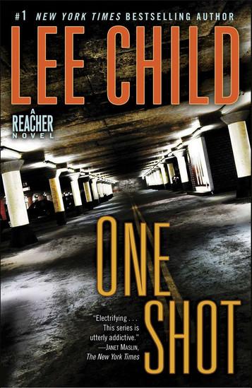 Best In Series—Jack Reacher: One Shot