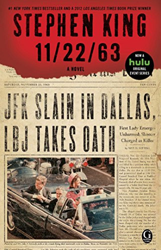 11/22/63, by Stephen King—Changing History