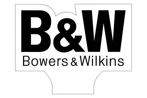 B&W LED Light