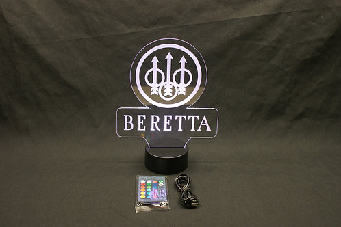 Beretta LED Sign