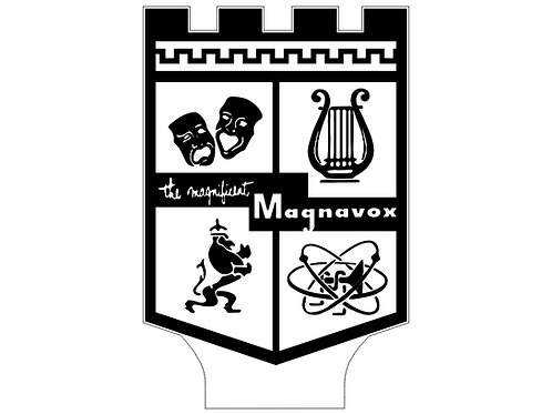 Magnavox Led Sign