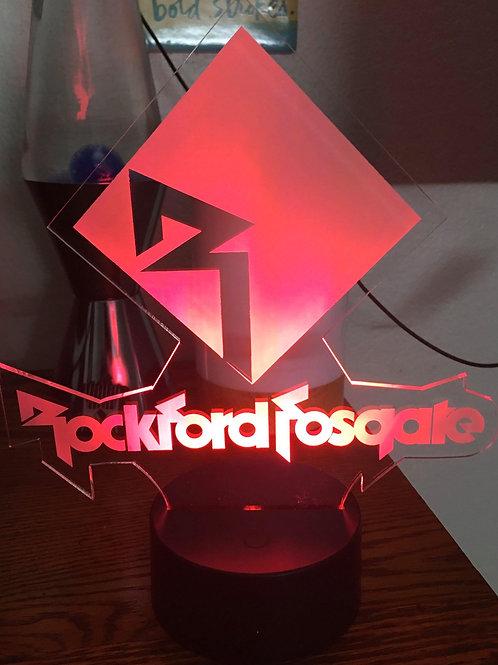 Rockford LED light