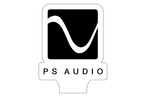 PS Audio LED sign
