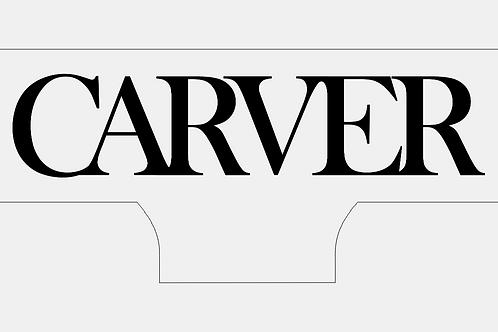 Carver Led Sign