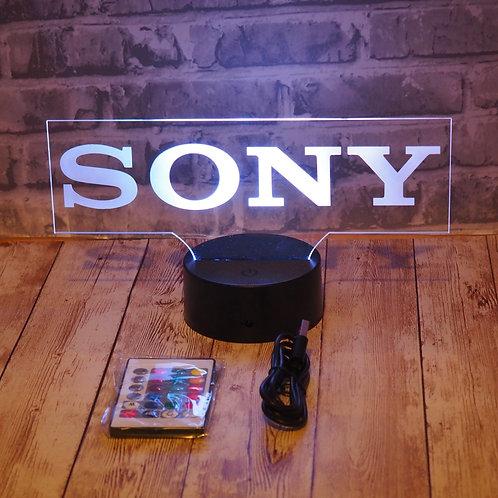 Sony LED Light