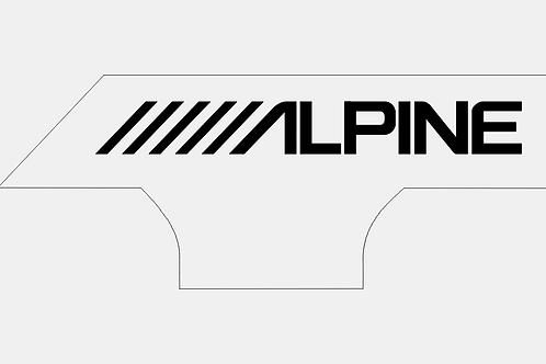 Alpine Led Sign