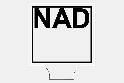NAD Led Sign
