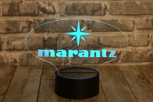Marantz Led Sign