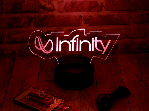 Infinity Led Sign