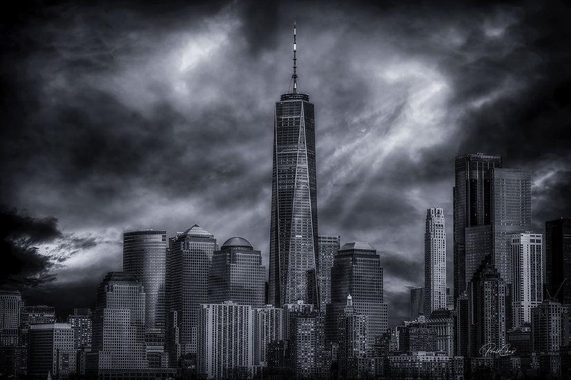 N.Y Skyscrapers III