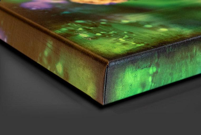 Materiais canvas, metal hd, metacrilato