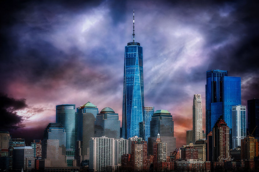 N.Y Skyscrapers II