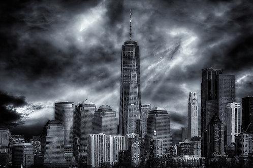 NY Skyscrapers III