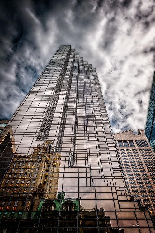 N.Y Skyscrapers V