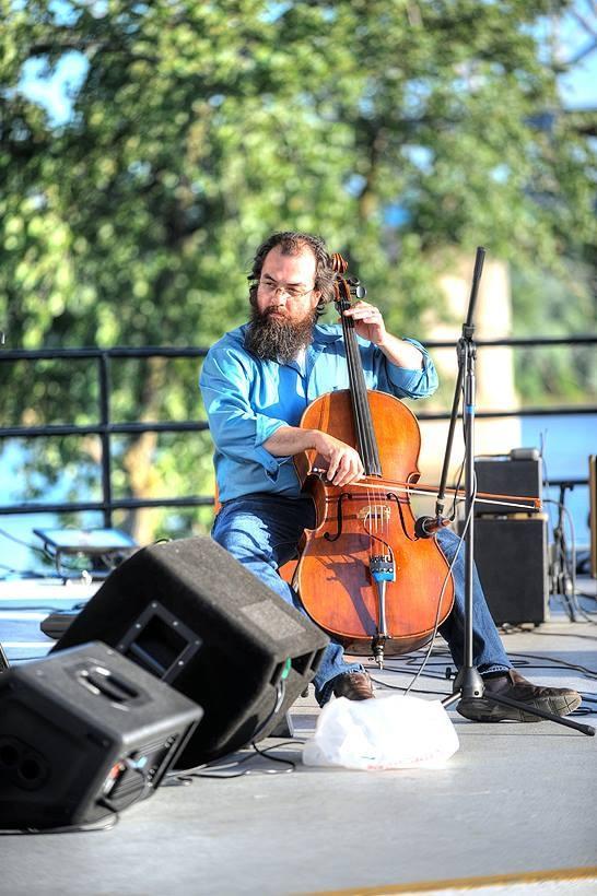 Guest Cellist - Jon Silpayamanant