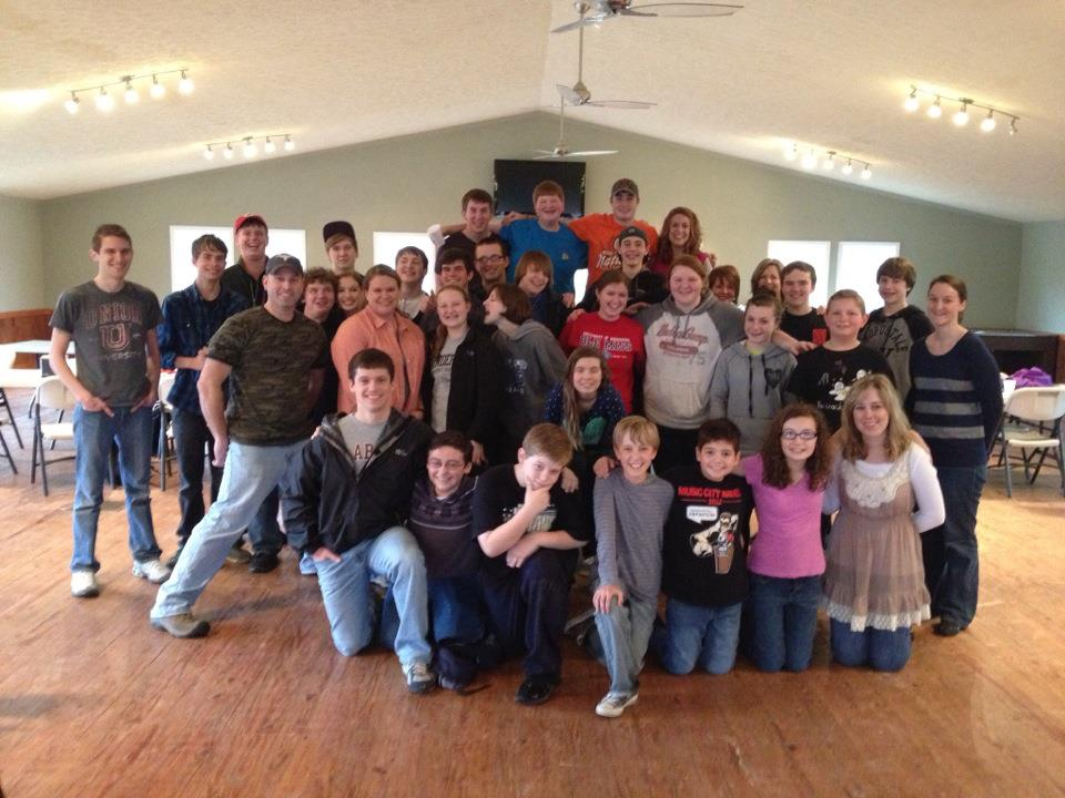 GBC Youth Retreat 2013