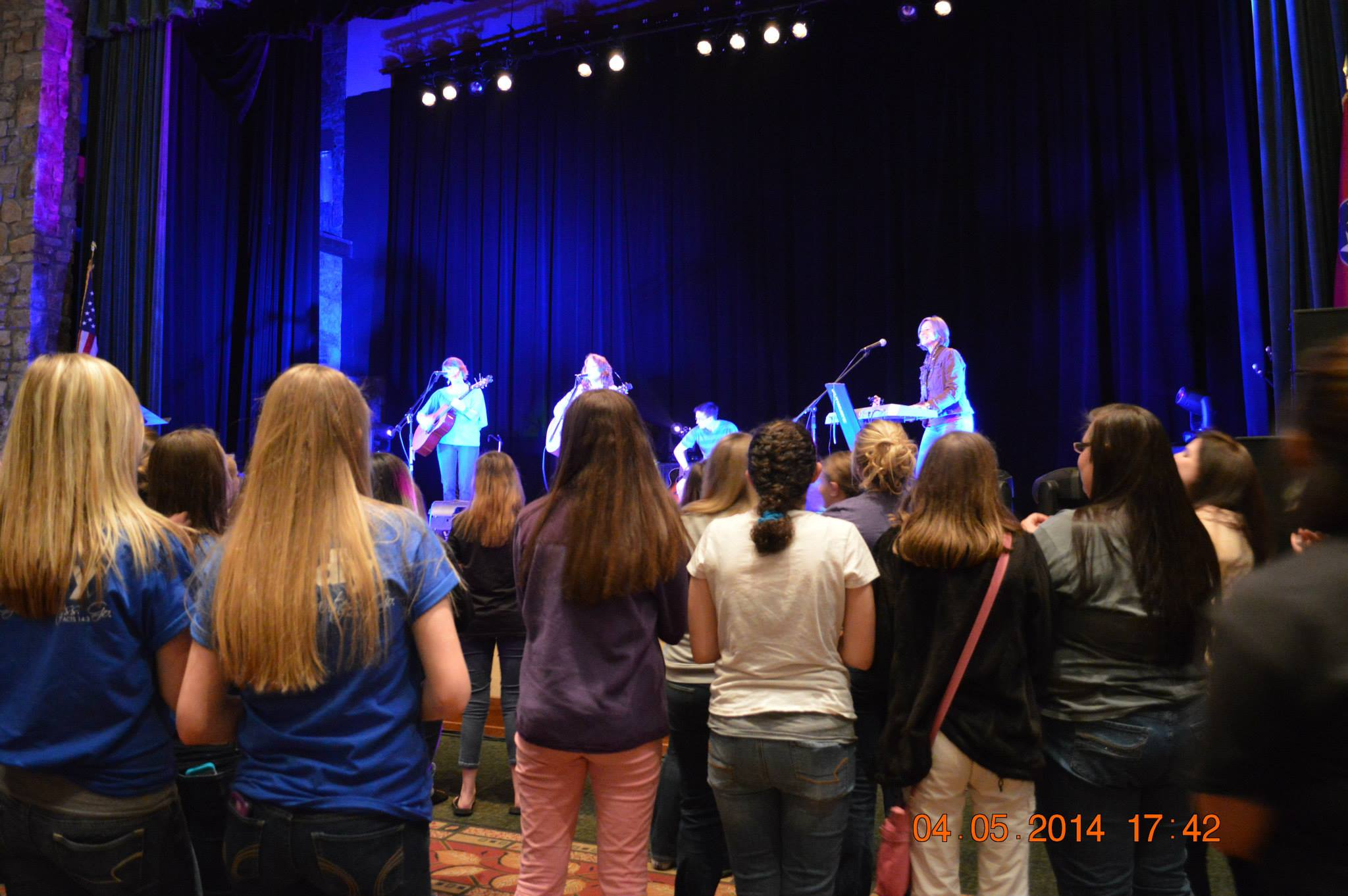 Acteens Connection 2014