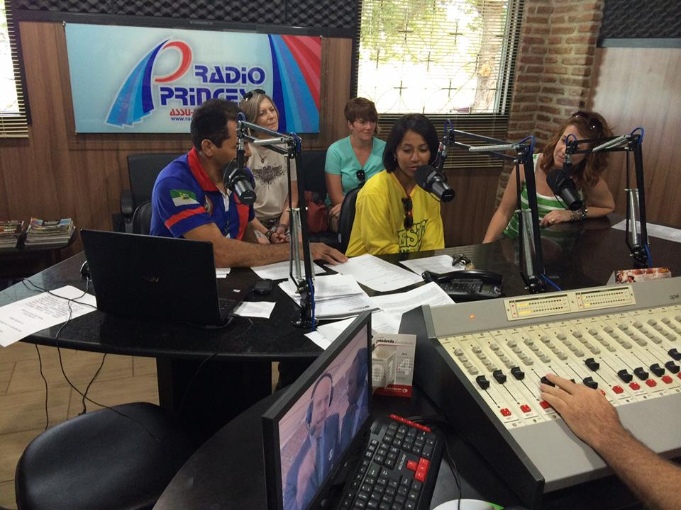 Radio Interview - Assu, RN, Brazil