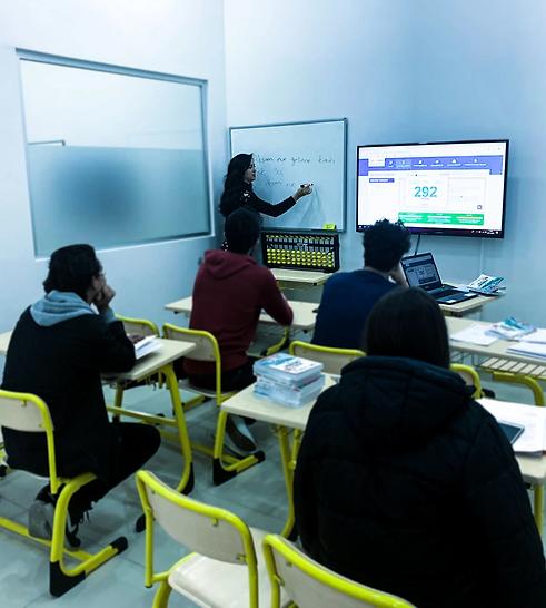 Hızlı okuma üniversite hazırlık grupları