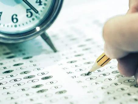 Çocukların sınav anında sahip olması gereken iki temel beceri: Stres ve zaman yönetimi