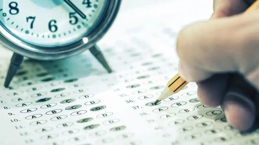 Sınavda zaman yönetimi