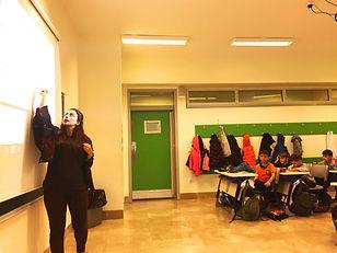 Halil Vedat Fıratlı Ortaokulundaki çalışmalarımız.