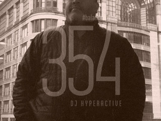 DJ Hyperactive new mix will broadcast August 19, 10pm Berlin / 9pm London / 3pm Chicago @FramedFM ht