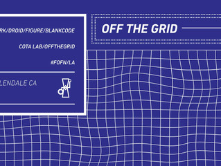 "Return to LA for ""Off the Grid"" event @ the Complex 