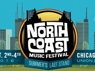 DJ Hyperactive added to North Coast Music Festival lineup @ Union Park - Chicago