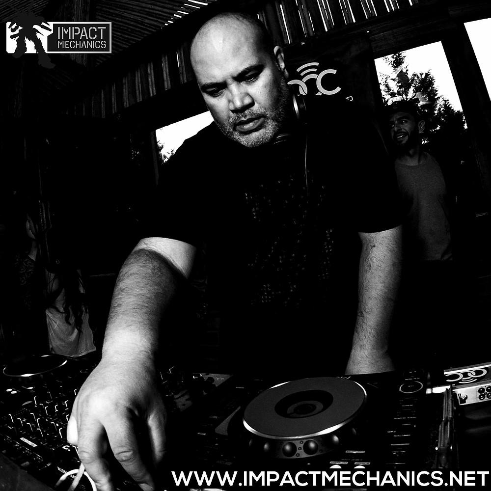 DJ Hyperactive Impact Mechanics