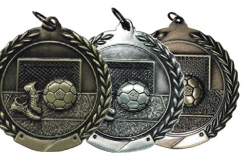 Zamak medals // medallas de reconocimiento