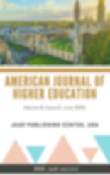 American Journal of Higher Education Cov