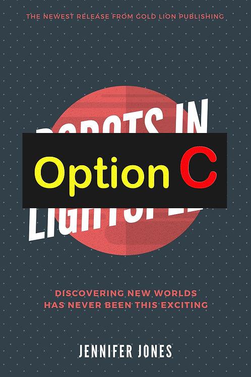 Option C -- JAAR Book Publishing
