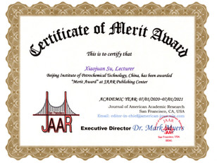 Merit Award Professor Xiaojuan Su.jpg
