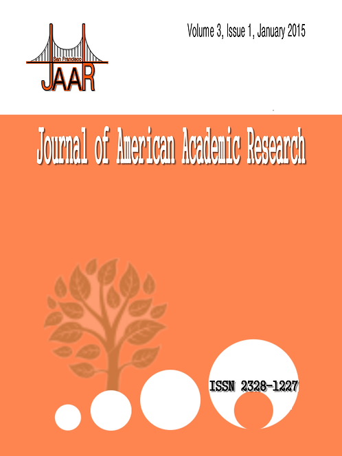 Volume 3, Issue 1, January 2015