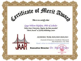 Merit Award Gaga Wilson Ekakitie.jpg