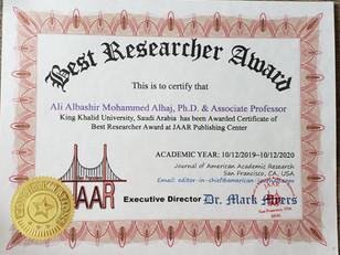 Ali alhaj Best Researcher 1.jpg