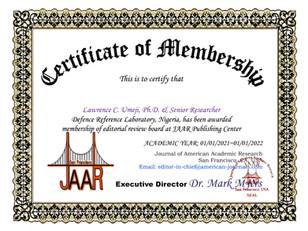 Membership_Lawrence C. Umeji.jpg