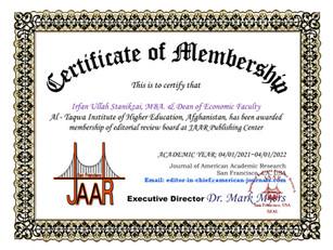Membership Irfan Ullah Stanikzai .jpg