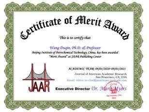 Duqin Wang Merit Award.jpg