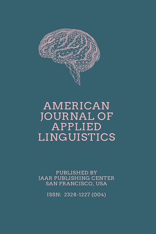 American Journal of Applied Linguistic