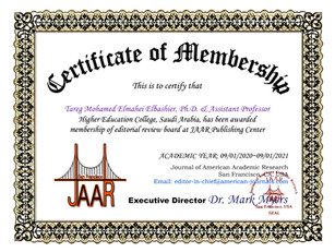 Membership_Tareg Mohamed Elmahei Elbashi