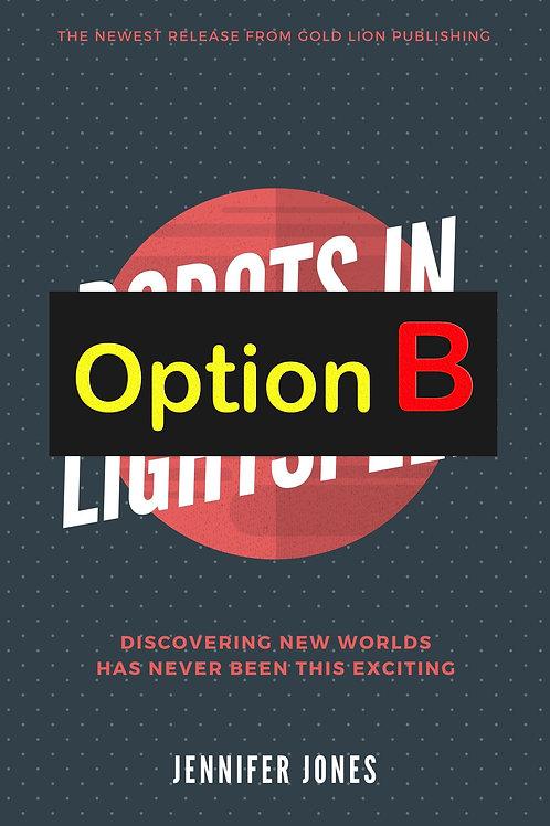 Option B -- JAAR Book Publishing