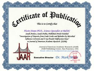 Certificate of Publication_ Husin Sitepu