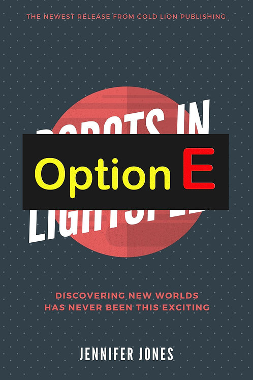 Option E -- JAAR Book Publishing