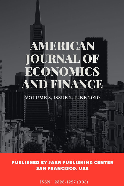American Journal of Economics and Finance
