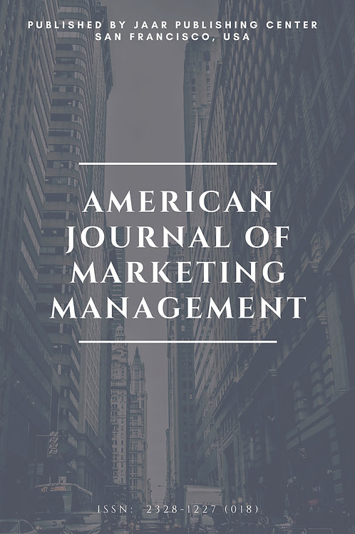 American Journal of Marketing Management