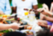 group-of-people-having-bbq-party-outdoor