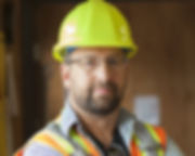 Worker with Glasses